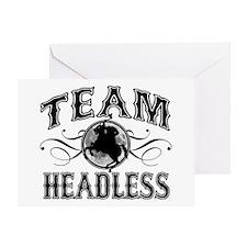 Team Headless Greeting Card