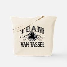 Team Van Tassel Tote Bag