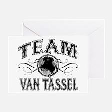 Team Van Tassel Greeting Card