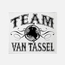 Team Van Tassel Throw Blanket