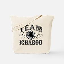 Team Ichabod Tote Bag
