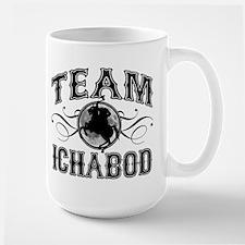 Team Ichabod Large Mug