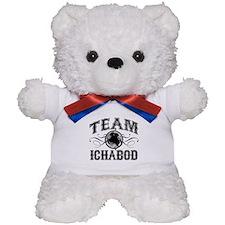 Team Ichabod Teddy Bear