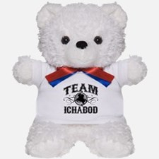 Team Ichabod Teddy Bear