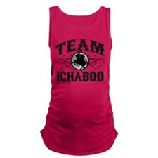 Team Ichabod Maternity Tank Top