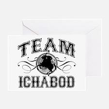 Team Ichabod Greeting Card