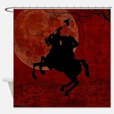 Headless Horseman Shower Curtain