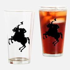 Headless Horseman Drinking Glass