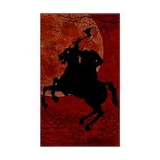 Headless Horseman Decal