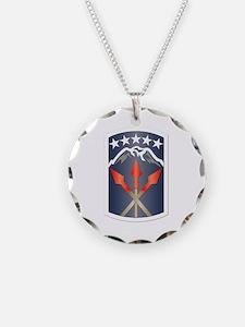 SSI - 593rd Sustainment Brigade Necklace