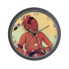 Double Walker, Omaha Wall Clock
