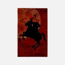 Headless Horseman 3'x5' Area Rug