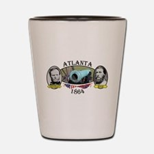 Atlanta Shot Glass