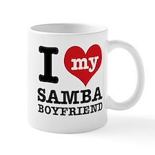 I love my Samba Boyfriend Mug