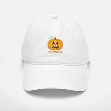 Personalized Halloween Pumpkin Baseball Baseball Cap