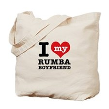 I love my Rumba Boyfriend Tote Bag