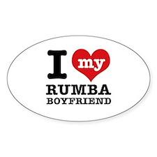 I love my Rumba Boyfriend Decal