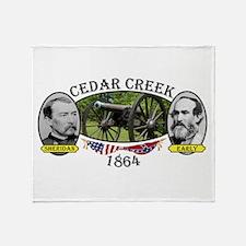 Cedar Creek Throw Blanket