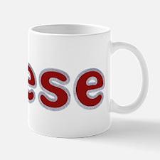 Reese Santa Fur Mugs