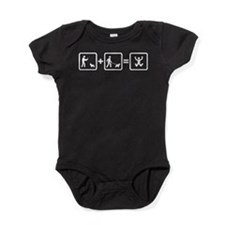 American Cocker Spaniel Baby Bodysuit