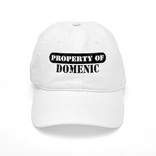 Property of Domenic Baseball Cap