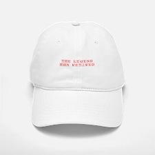 LEGEND-HAS-RETIRED-kon-red Baseball Baseball Baseball Cap