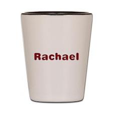 Rachael Santa Fur Shot Glass