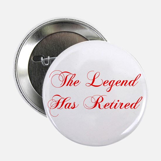 """LEGEND-HAS-RETIRED-cho-red 2.25"""" Button (10 pack)"""