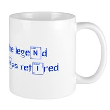 LEGEND-HAS-RETIRED-break-blue Mugs