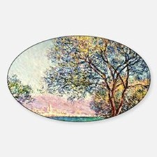 Monet - Antibes in the Morning, Cla Decal