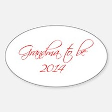 grandma-to-be-2014-scr-red Decal