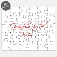 grandma-to-be-2014-scr-red Puzzle