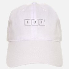 fbi-break-gray Baseball Baseball Baseball Cap