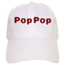 PopPop Santa Fur Baseball Baseball Cap