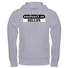 Property of Dillon Hoodie