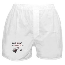 one down Boxer Shorts