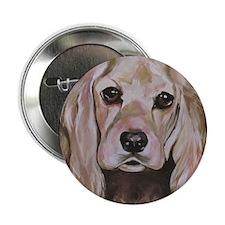 """Cocker Spaniel - Sadie 2.25"""" Button"""