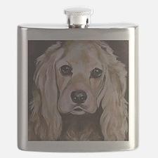 Cocker Spaniel - Sadie Flask