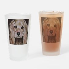 Cocker Spaniel - Sadie Drinking Glass