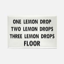 1 Lemon Drop... Rectangle Magnet