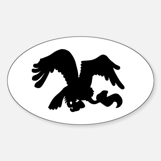 Vulture Decal
