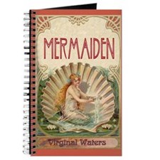 Mermaid on Shell Journal