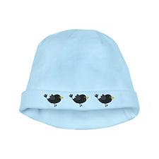 Baby Crow Bird Cute baby hat