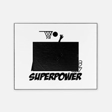 Super power Nettball designs Picture Frame