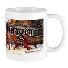 The Harbinger Mug
