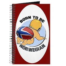 """""""Born to be Norwegian"""" Journal"""