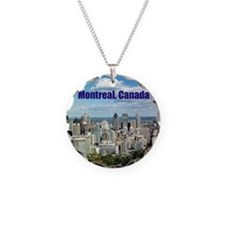 Montreal, Canada Necklace