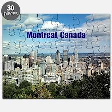 Montreal, Canada Puzzle