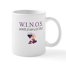 W.I.N.O.S. Sanity Mugs