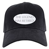 The legend has retired Black Hat